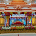 Wedding decorations at Vel Sokkanathan Thirumana Nilayam, Puducherry