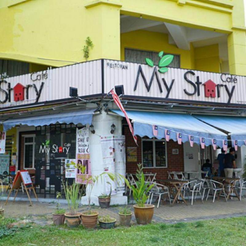 My Story Cafe–ShellOut Citarasa Tempatan..