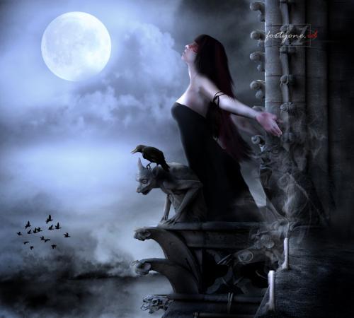 Breathe, Gothic Girls