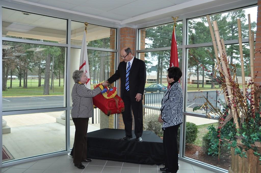 U of A System President Dr. Donald Bobbitt Visit - DSC_0333.JPG