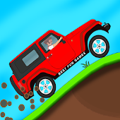 Hill Car Mountain Driver - Climb Racing Game