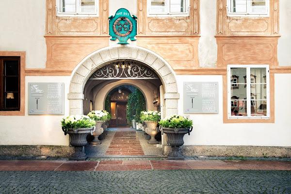 St. Peter Stiftskeller - Das Restaurant