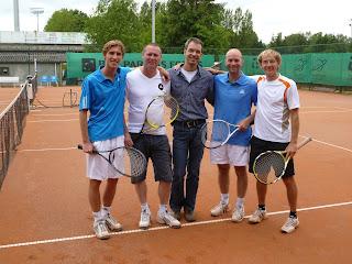 Finale OVL team Hans