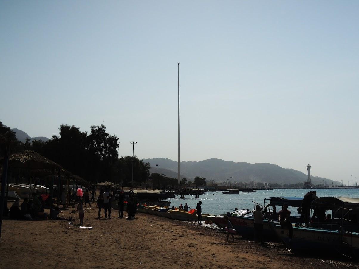 Plaża Akaba