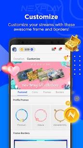 Nexplay – Live Stream Mobile Games Screen Recorder 3