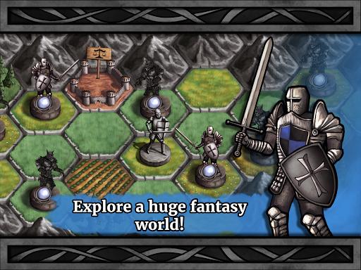 The Paladin's Story: Melee & Text RPG (Offline) apkdebit screenshots 8