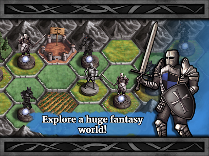 The Paladin's Story: Melee & Text RPG (Offline) Mod Apk Download For Android and Iphone 8