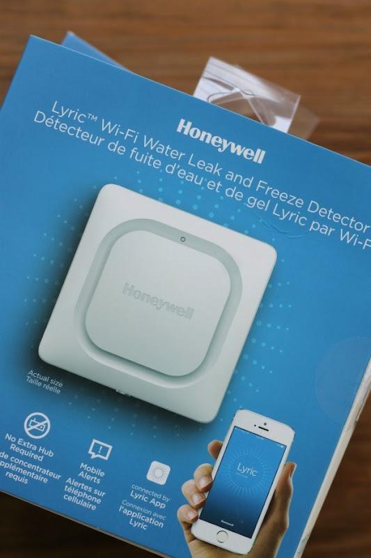 Lyric Wi-fi Water Leak and Freeze Detector