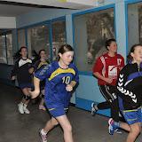 Moins de 16 féminines contre Auxois (23-11-13)