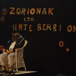 Olentzero Ikastolan 2012