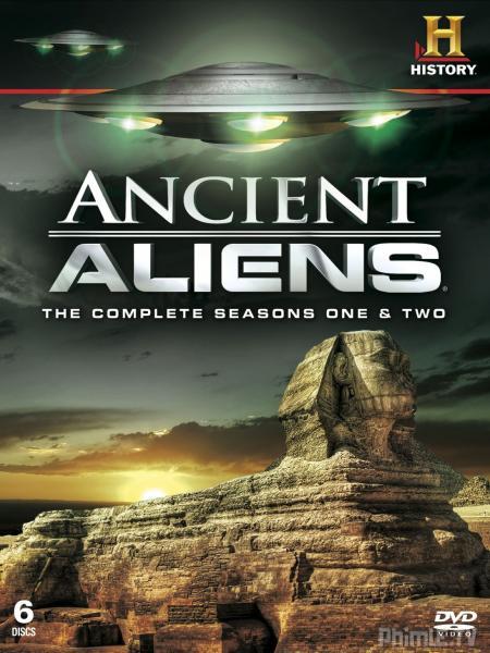 Người ngoài hành tinh thời cổ đại (Phần 7)