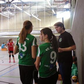 Erstmals - wir waren dabei. Quali Hessenpokal U14