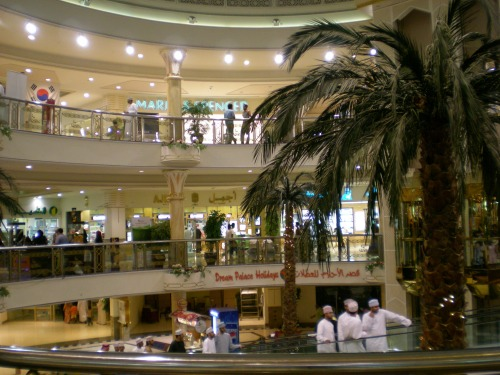 Oman - shopping mall