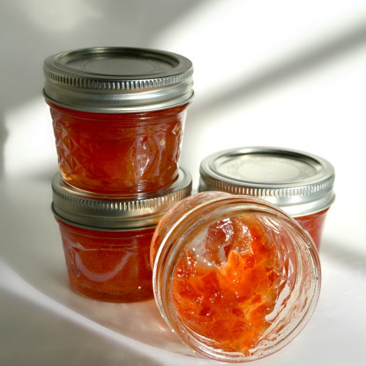 Sweet and Spicy Chili Pepper Jelly Recipe