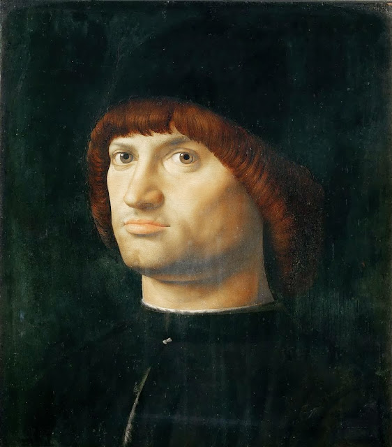 Antonello da Messina - Condottiere