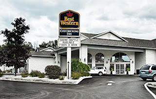 Couchiching Inn Orillia - Best Western Hotel