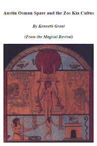 Cover of Kenneth Grant's Book Magical Revival Excerpts