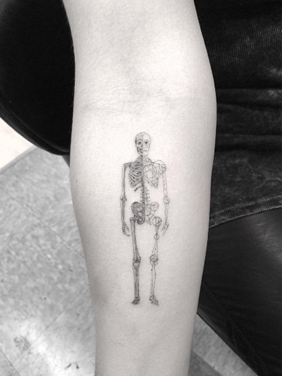Este esqueleto
