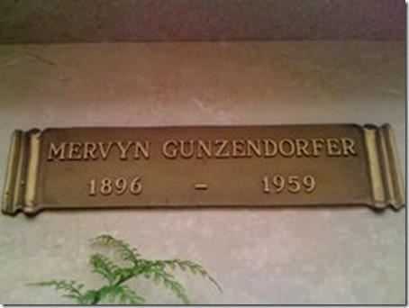 Gunzendorfer Mervyn