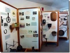Display at the VC