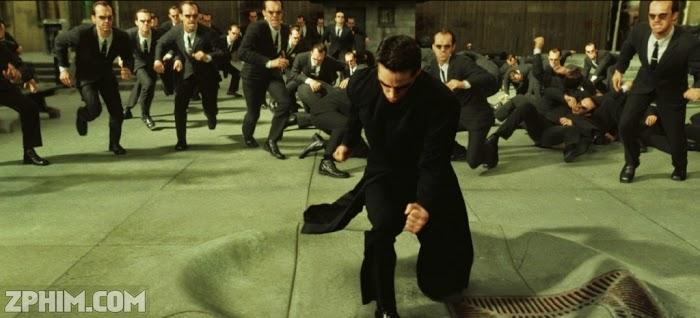 Ảnh trong phim Ma Trận 2: Tái Lập - The Matrix Reloaded 2