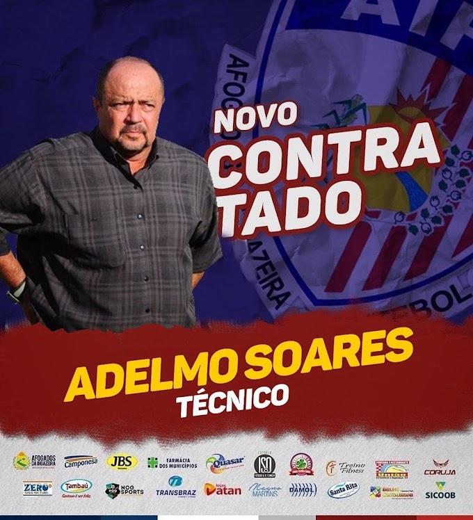 Afogados FC anuncia novo técnico