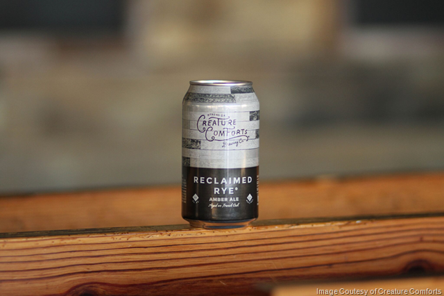 Creature Comforts to Can Year-Round Reclaimed Rye