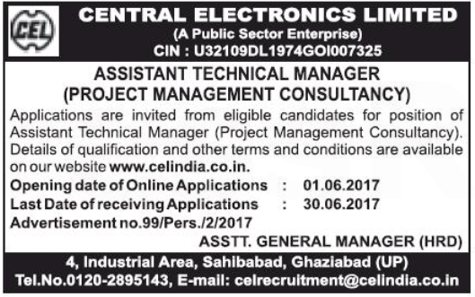 [CEL+Assistant+Technical+Manager+Advertisement+2017+www.indgovtjobs.in%5B2%5D]