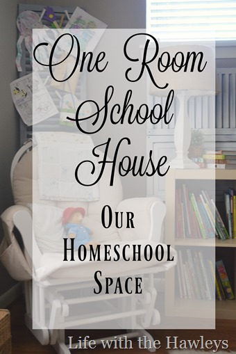 One Room School House- Life with the Hawleys