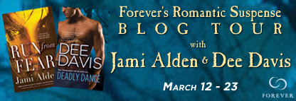 GIVEAWAY: Romantic Suspense Blog Tour with Dee Davis and Jami Alden
