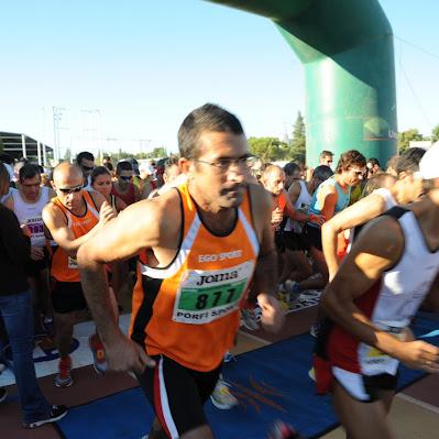 XXXIV Medio Maratón Ciudad Real-Torralba - Carrera