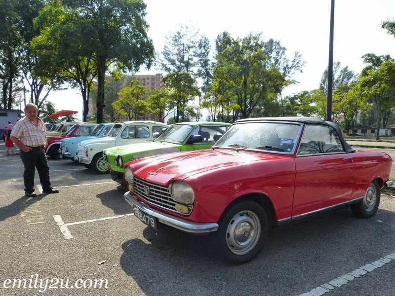 Ipoh Vintage Car Club Chinese New Year Gathering