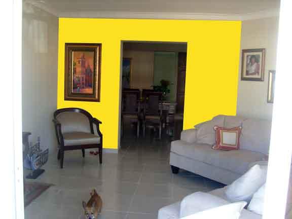 Colores para sala y comedor preg ntale a la interiorista - Combinacion de colores para comedor ...