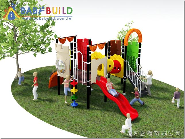 BabyBuild戶外遊樂器材