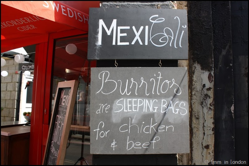 Brixton - Burritos are Sleeping Bags