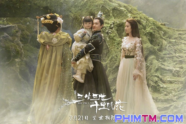 Gia đình Tam Sinh của Dương Dương - Lưu Diệc Phi ngọt như mật ngày lễ Thiếu nhi - Ảnh 9.