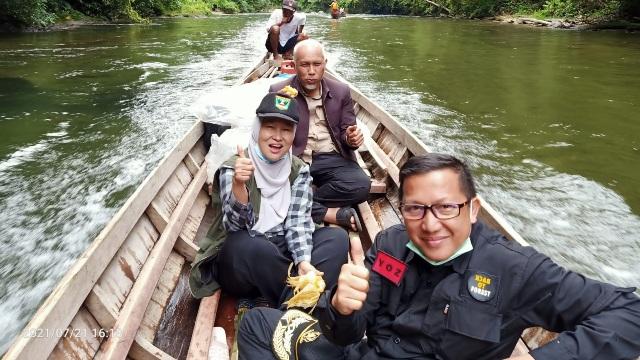 Gubernur Mahyeldi Bersampan Temui Masyarakat Jorong Lima Partemuan Nagari Muaro Sungai Lolo