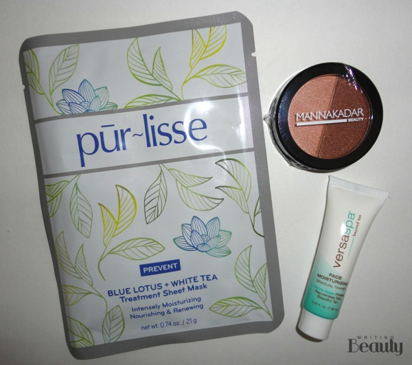 June 2016 Beauty Box Five 2