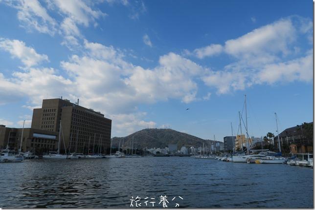 四國德島 葫蘆島周遊船 新町川水際公園 (49)