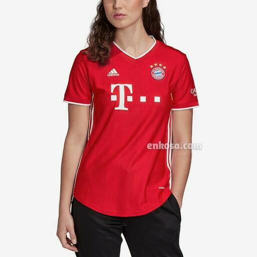 Jual Jersey Wanita Bayern Munchen Home 2020-2021