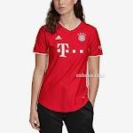 Jual Jersey Wanita Bayern Munchen Home 2020/2021
