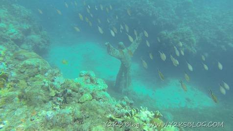Il Cristo degli Abissi - Moliniere Point - Grenada