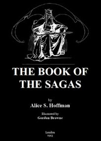 Cover of Alice Hoffman's Book The Book of The Sagas