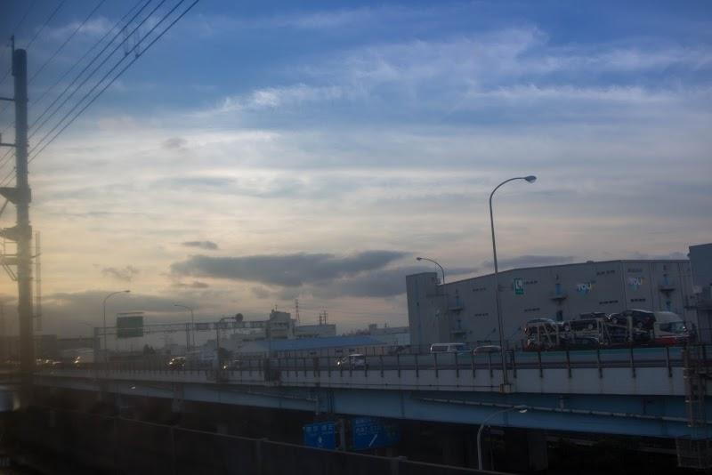 18:08 西船橋辺り