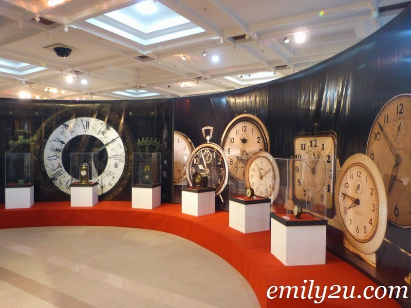 time exhibition