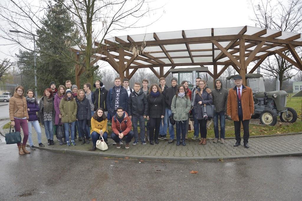 Wizyta na Uniwersytecie Rolniczym - biopaliwa - _DSC0267.JPG