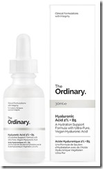 The Ordinary Hyaluronic 2% B5 Serum