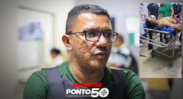 Presos 2 suspeitos de atirar contra policial civil em tentativa de latrocínio na zona Sul de Teresina