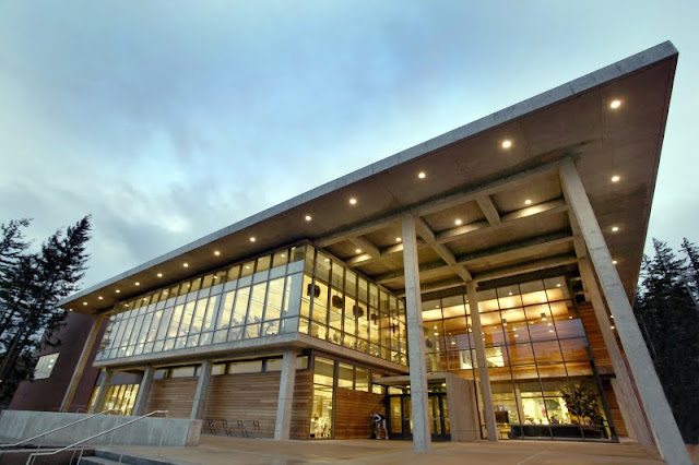 The Wade King Building is a great facility for students and staff to keep in shape.Credit: Western Washington University