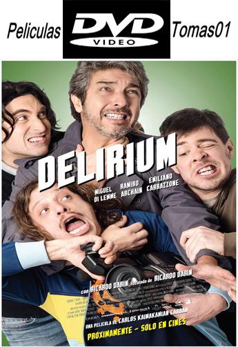 Delirium (2014) DVDRip